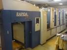 Офсетная печатная 4-х красочная машина Rapida 74-4 PWHA