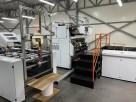 Автоматична машина для виготовлення паперових пакетів ZD-F330Q.